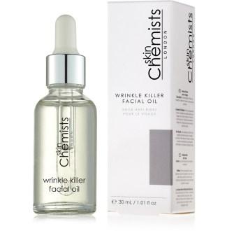 """skinChemists Wrinkle Killer Facial Oil (30ml) $77 for """"no Makeu Makeup"""""""