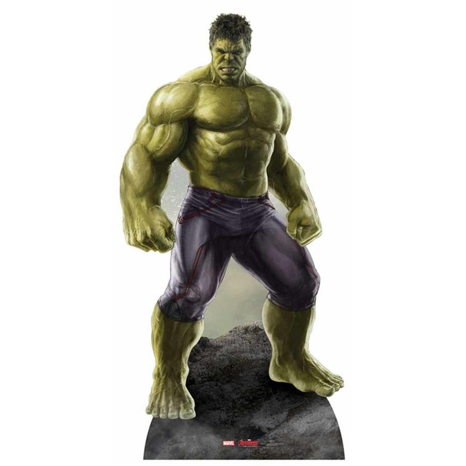 Marvel Avengers Age Of Ultron Hulk Cut Out Merchandise