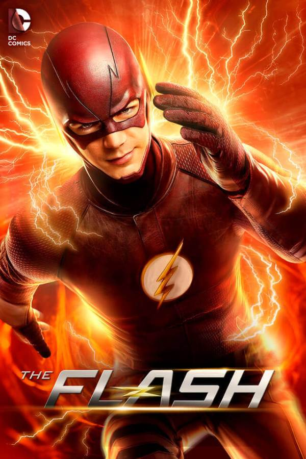 Flash - Series 1-2 DVD | Zavvi