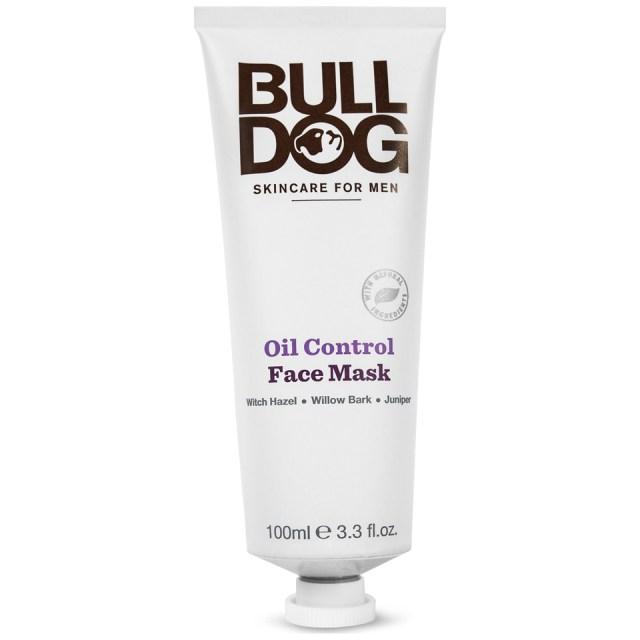 bulldog oil control face mask 100ml | free shipping | lookfantastic