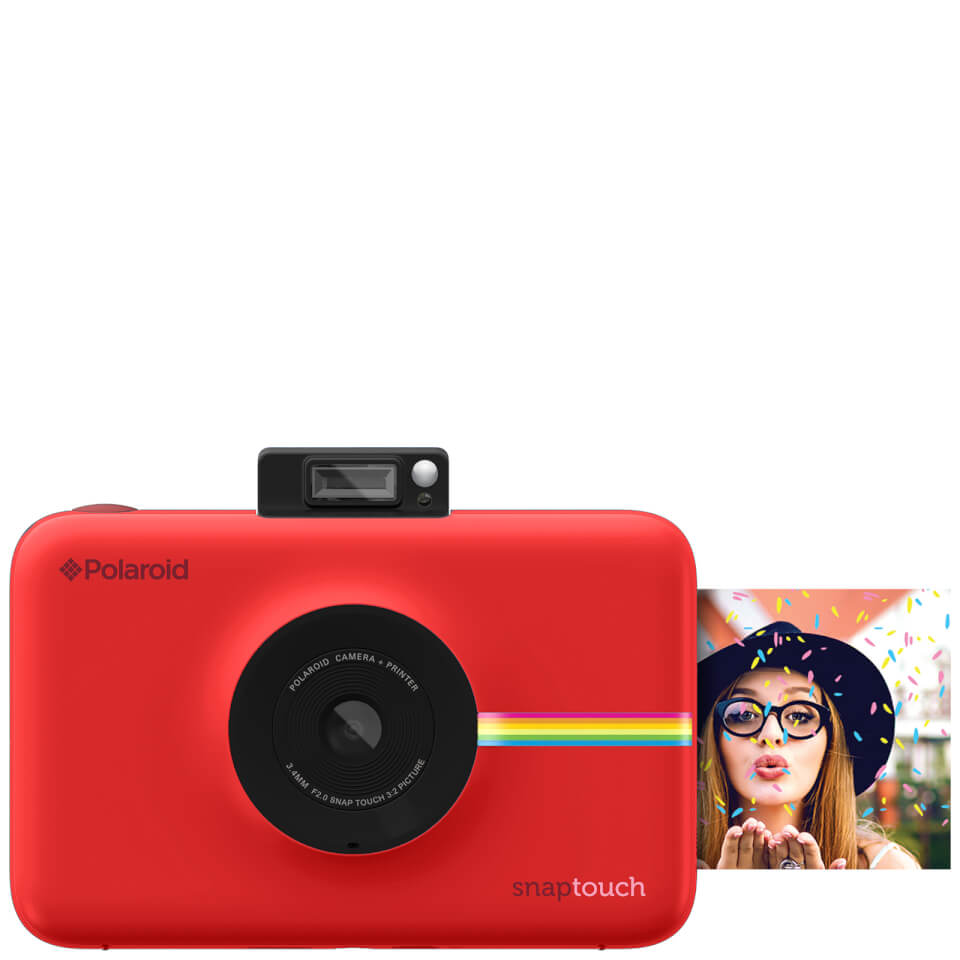 Polaroid Snap Touch Instant Digital Camera with LCD Touch Display - Red canon eos 1d mark iv 16.1 mp cmos digital slr camera with 3-inch lcd and 1080p hd video (body only) Canon EOS 1D Mark IV 16.1 MP CMOS Digital SLR Camera with 3-Inch LCD and 1080p HD Video (Body Only) 11424894 1874469294799597