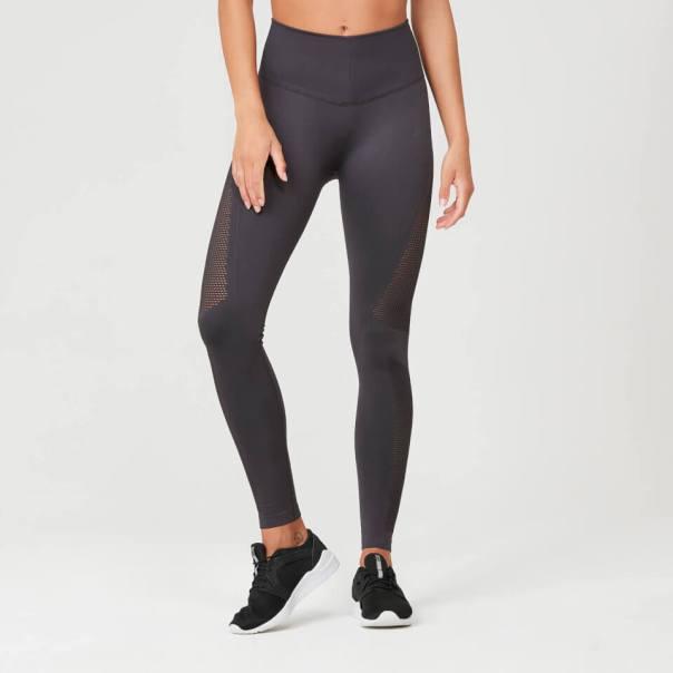 Mallas Sin Costuras Shape - XS - Slate Grey