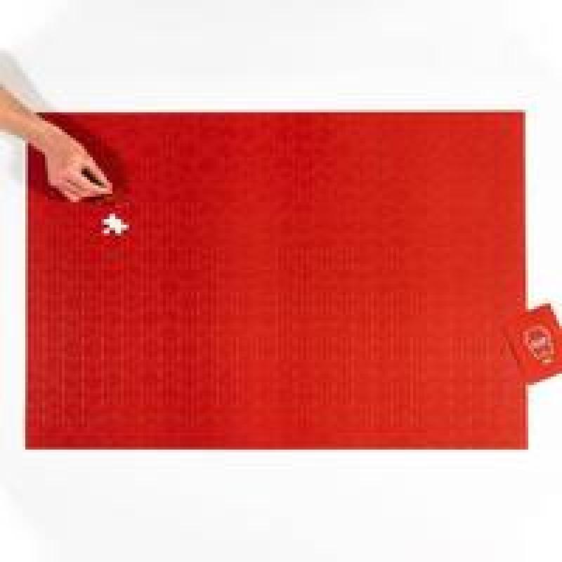 Красный прямоугольник: как выглядит самый сложный и нудный пазл в мире