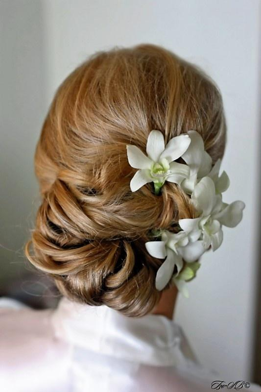 Hair Low Buns Are My Fave 2039809 Weddbook