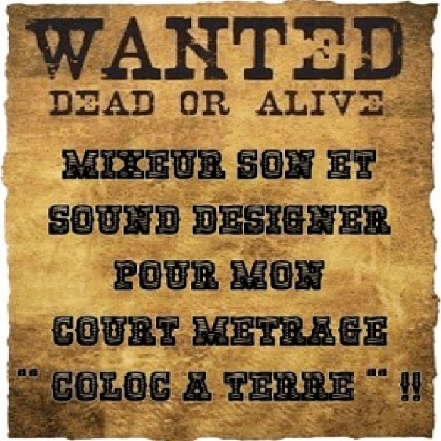 News 009 - Wanted