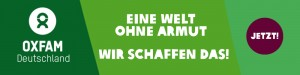 Oxfam generic banner ads