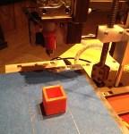 25mm cube in Ninjaflex