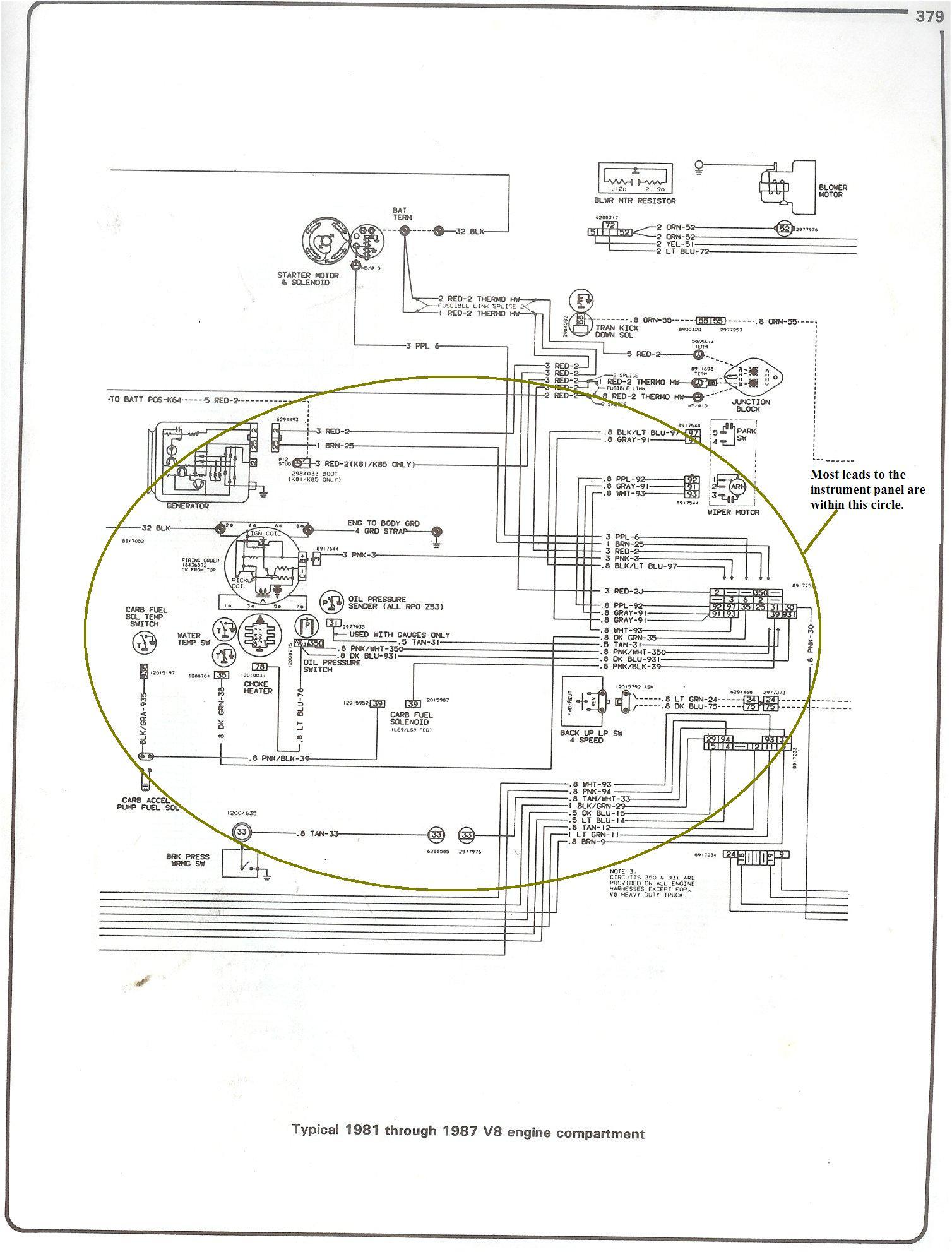 2 81 87 V 8 Engine 2 81 87 V8 Engine