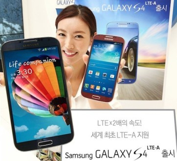 Galaxy S4 GT-I9506 benchmarks pops up again, its at the top of the pyramid!