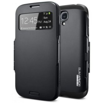 SPIGEN SGP Slim Armor View Case for Samsung Galaxy S4 – Protect Your S4, With Style