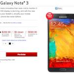 Verizon Galaxy Note III