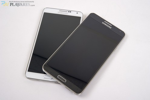 Samsung Galaxy Note 3 battery tests and comparisons are out!