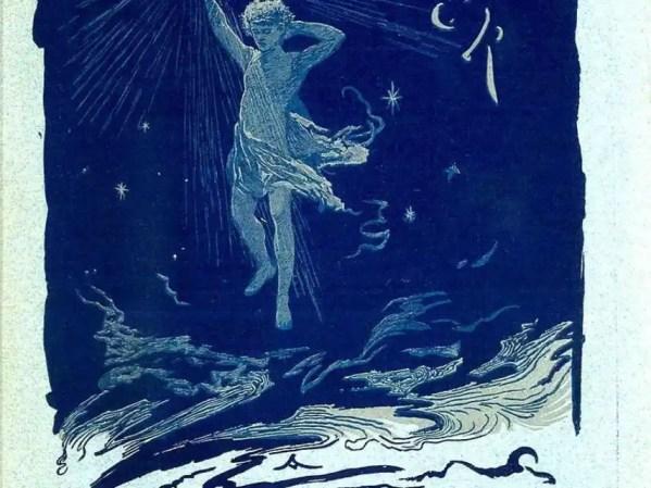 Portada de Lucifer, publicación de la Sociedad Teosófica.