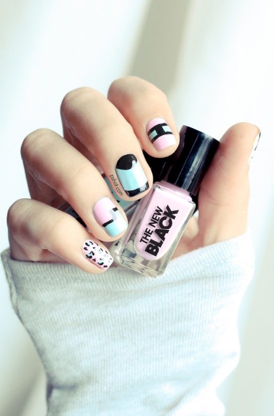 Amazing Styles Of Easy Nail Art Design On Photography U6g Designs