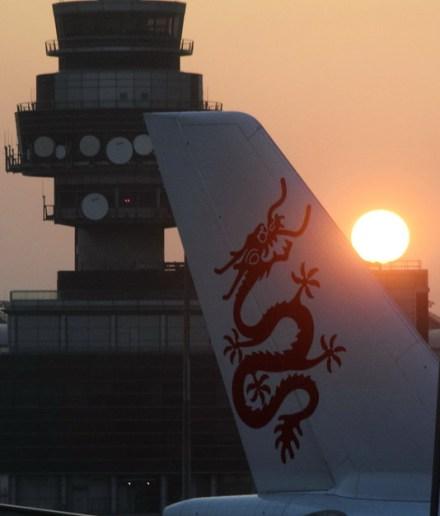 TRIP REPORT - HONG KONG E CHENGDU (CINA) CON CATHAY PACIFIC E CATHAY DRAGON - DAYS 8 e 9 (IL RITORNO)