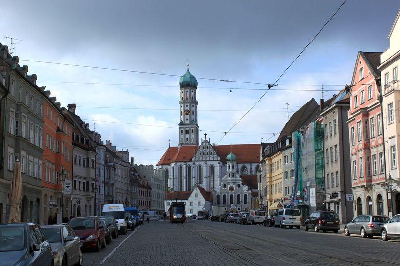 Jediné datovania Augsburg