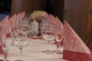 Feiern in der Gaststätte zum Florian