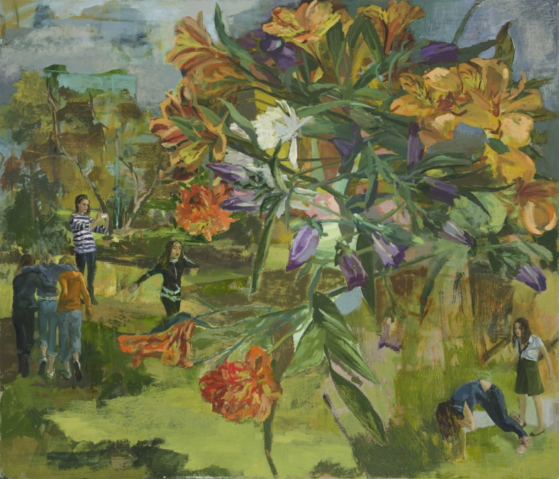 "oil on canvas, 42""x36"", 2015"