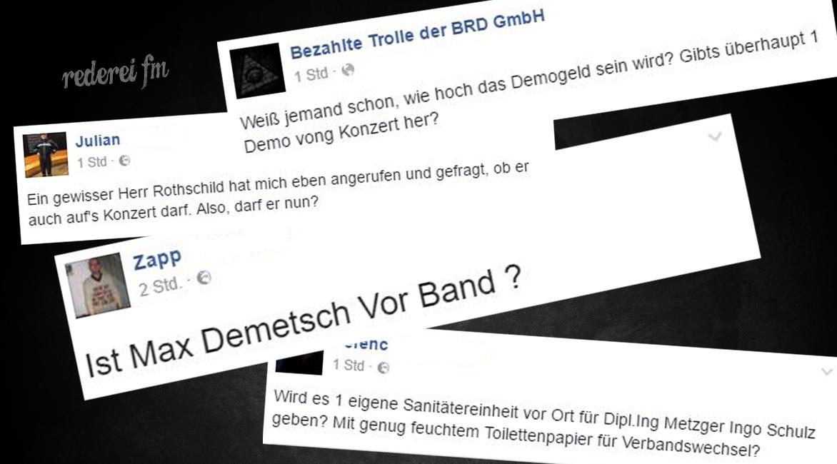 Xavier-Naidoo-Shitstorm-Cover-Rederei-FM Berlin Ufos Reichsbürger