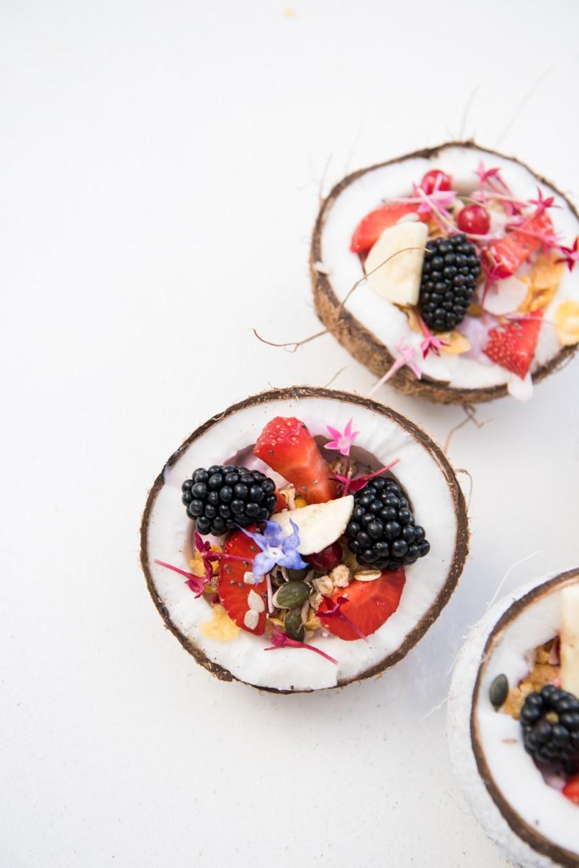 coupelles noix de coco healthy © plumeetcaramel