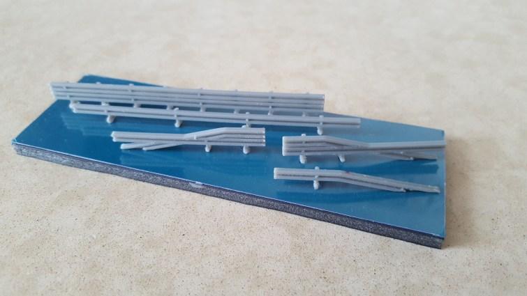 Porticos y medianas de carreteras Ferro3D