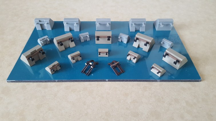 Toperas unificadas renfe ferro3D