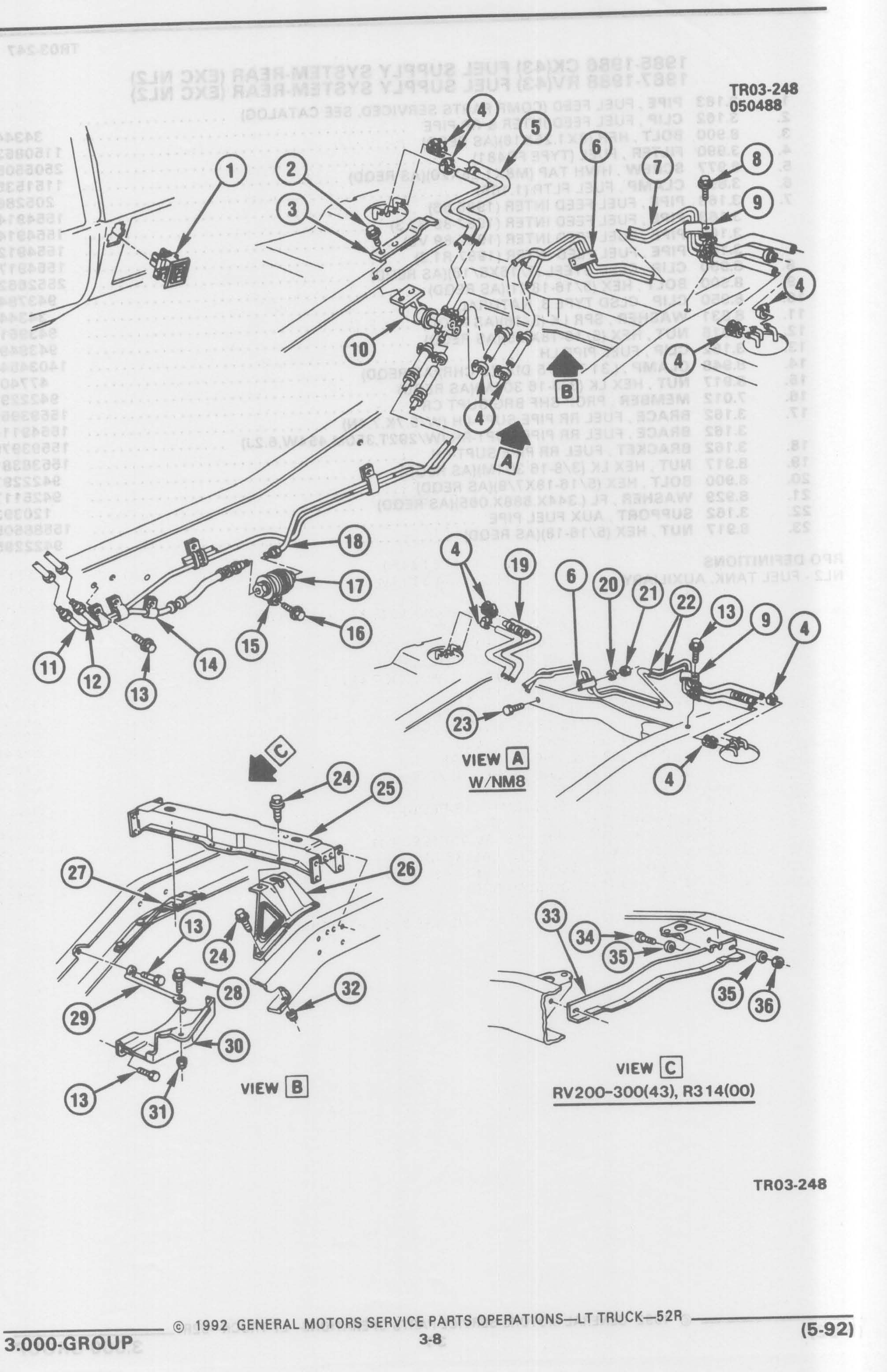 [DIAGRAM] 1987 K5 Blazer Wiring Diagram FULL Version HD
