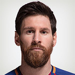 Лионель Месси, нападающий, Барселона - Sports.ru