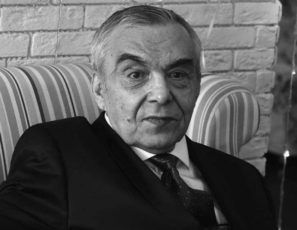 Умер Евгений Зимин