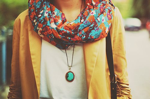 autumn, fall, fashion, scarf