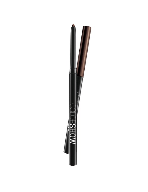 Image result for color show eyeliner maybelline brown