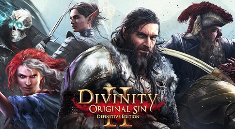 Divinity Original Sin 2 Definitive Edition - CODEX [Game For PC] [TFPDL]