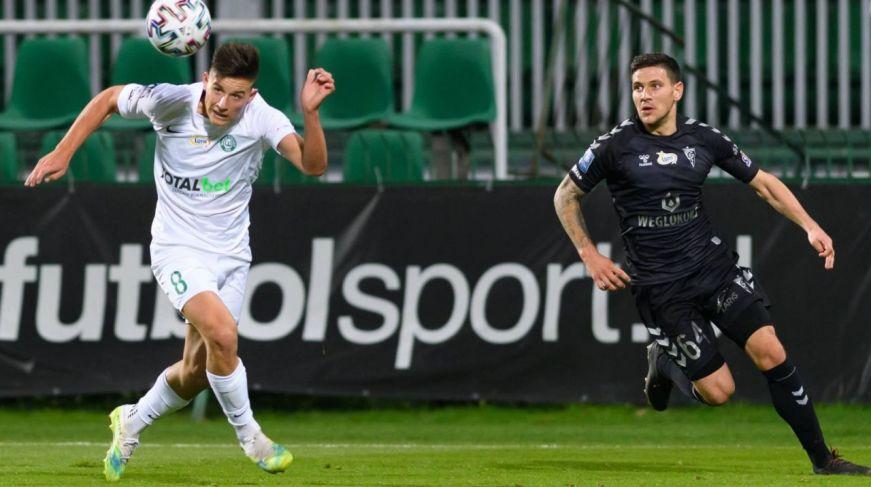 PKO Ekstraklasa: Warta Poznań - Górnik Zabrze [relacja] (sport.tvp.pl)