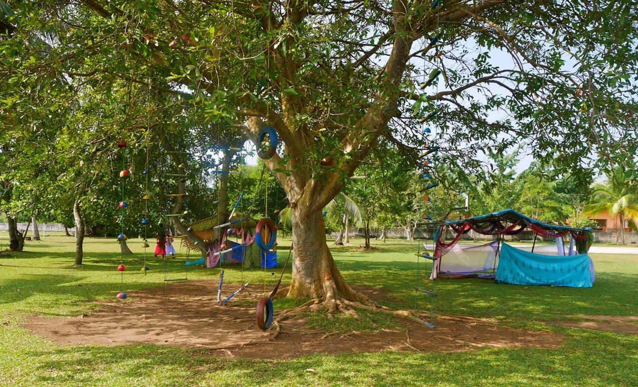 SriLanka OWF-School Playground