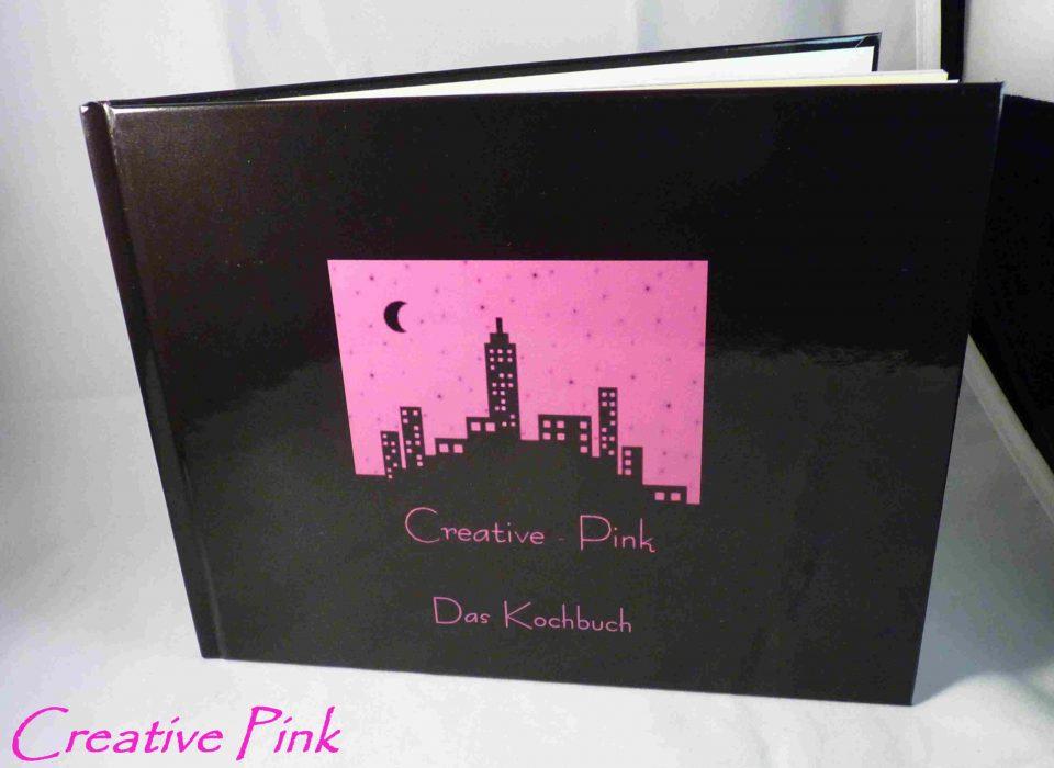 Creative-Pink Das Kochbuch - Cewe Fotobuch 2