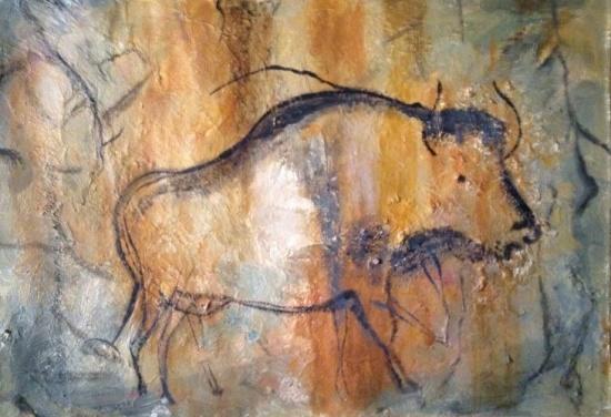 Cave Bull