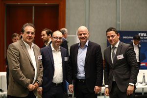 MFA officials attend FIFA Executive Summit | maltafootball com