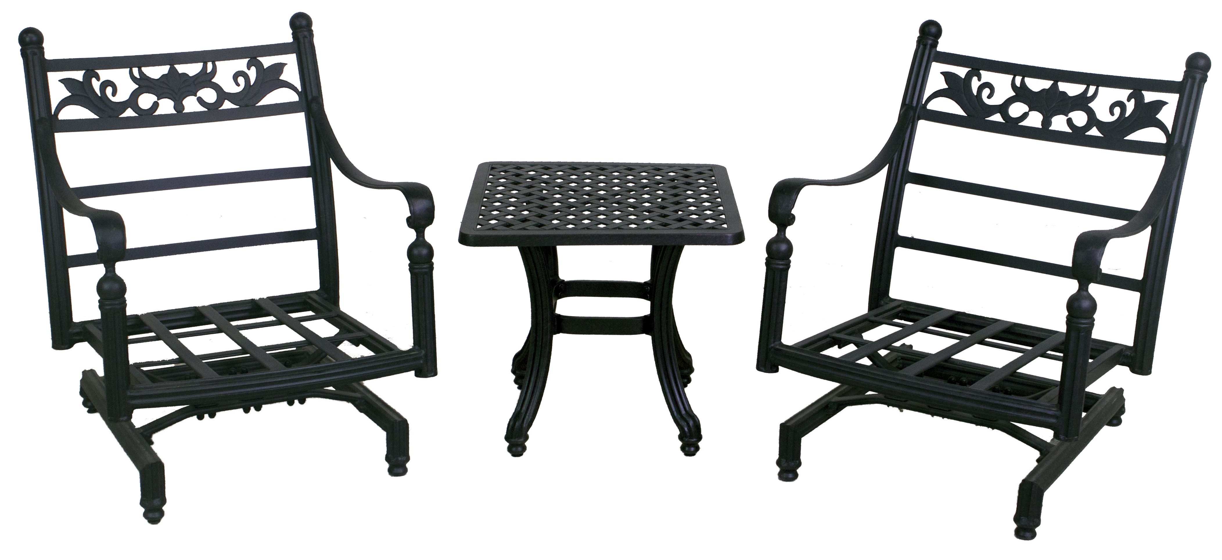 Basso Collection Spring Club Chair Set