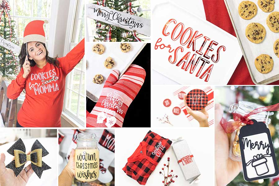 This listing is for instant digital. Cricut Christmas Ideas 30 Free Svg Files Daydream Into Reality