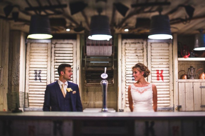 Wedding at Oddfellows