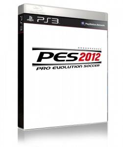 Pes 2012 PS3 Demo Cover