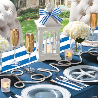 Nautical Themed Party Supplies Amp Decor Oriental Trading