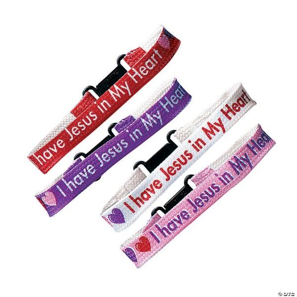 I Have Jesus in My Heart Friendship Bracelets | Oriental ...