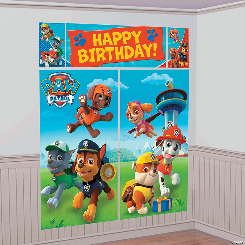 Paw Patrol Backdrop Discontinued
