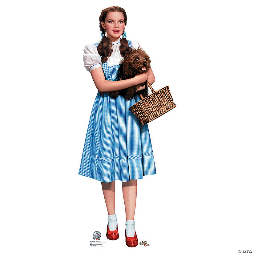 The Wizard Of Oz Dorothy Amp Toto Stand Up