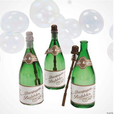 Personalized Mini Bubbles