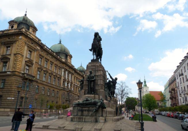 Krakow Historic Centre Polonya