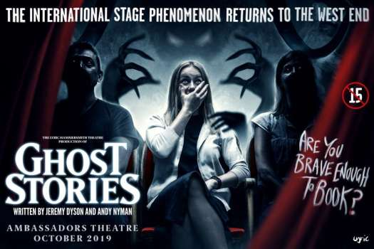 Image result for ghost stories play