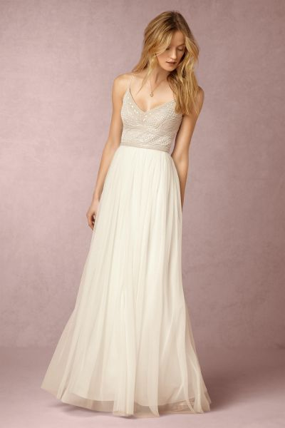 Where to Buy BHLDN Wedding Dresses in Store   Online   Emmaline Bride Naya Dress   Where to Buy BHLDN Wedding Dresses