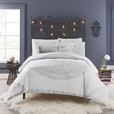 Anthology Astra Medallion Comforter Set Bed Bath Amp Beyond